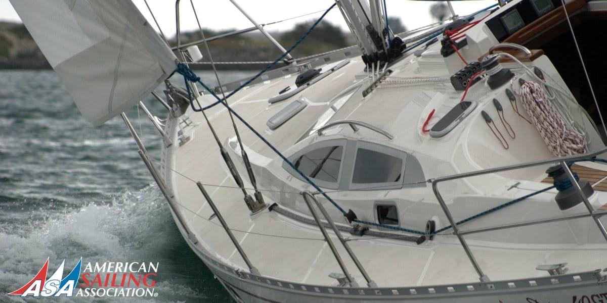 Marina Sailing - Long Beach - American Sailing Association