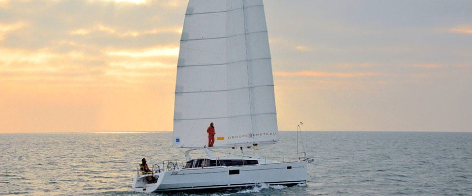 What's In A Rig, Wing Sail