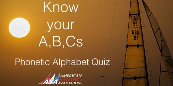 Phonetic Alphabet Quiz