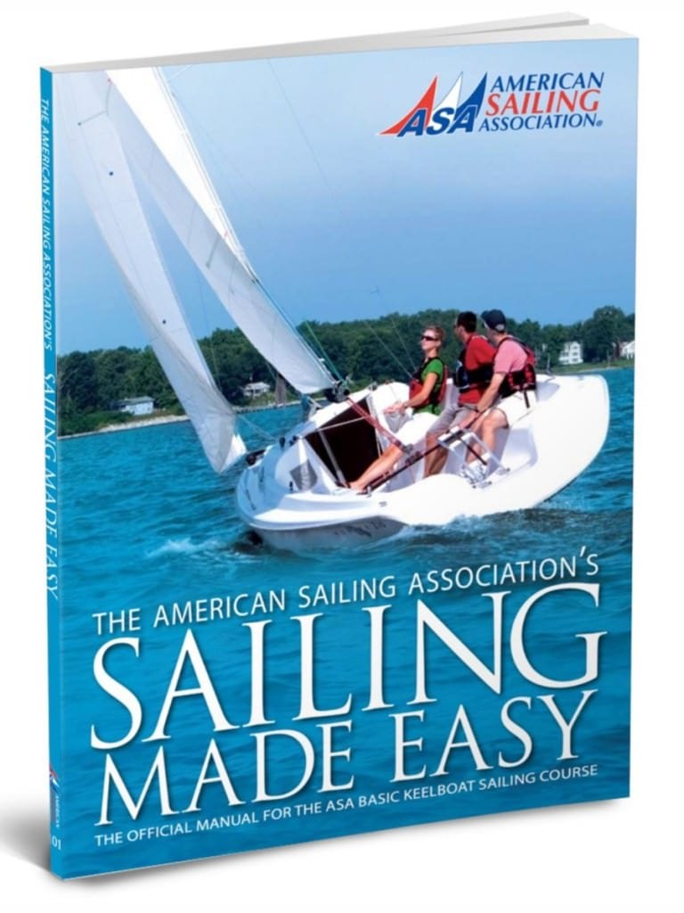 ASA Textbook 101 Sailing Made Easy