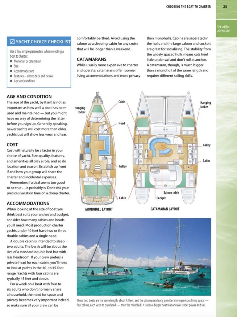 ASA Textbook 104 Bareboat Cruising Made Easy