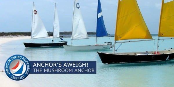 Anchors Aweigh - Mushroom Anchor