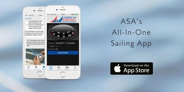 ASA iOS Sailing App