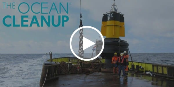 Interview Boyan Slat / The Ocean Cleanup
