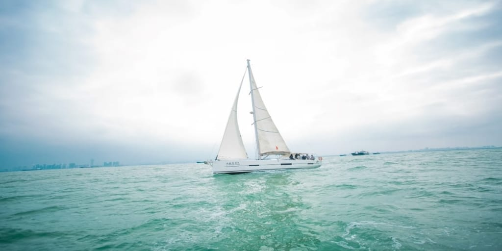 Xiamen Jetpon Yachts - China ~ An ASA Certified Sailing School