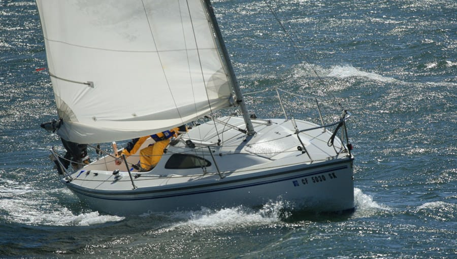 Reefing is Important - American Sailing Association