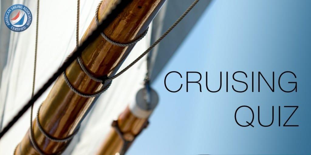 Cruising Quiz 2