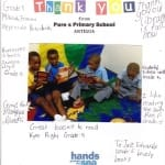 Give The Gift of Literacy - Hands Across The Sea