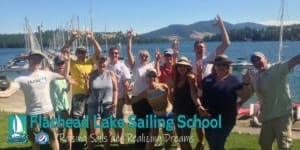 SAVE - Flathead Lake Sailing, MT ~ ASA Certified Sailing School