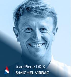 Vendee Globe - StMichel-Virbac / Jean-Pierre Dick