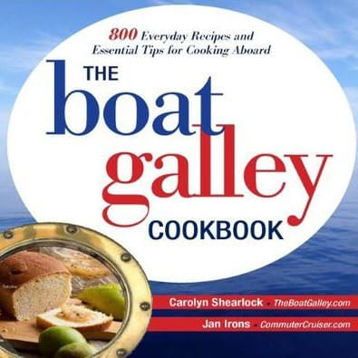 Gifts For Sailors - Boat Galley Cookbook
