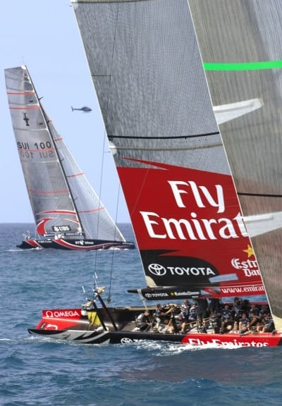 32nd America's Cup © Chris Cameron