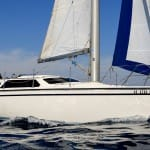 Cruising Boat Spotlight - Hunter Vision 32