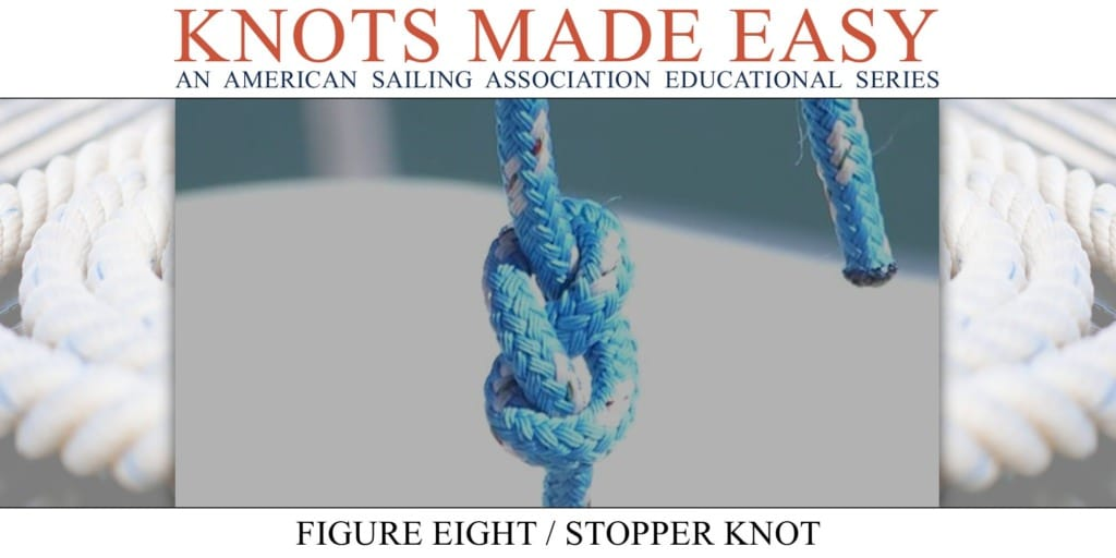 Knots Made Easy - Figure Eight