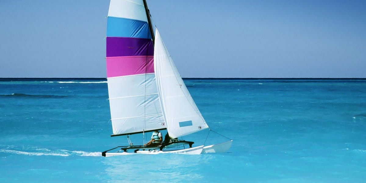 Small Boat Spotlight - Hobie 16