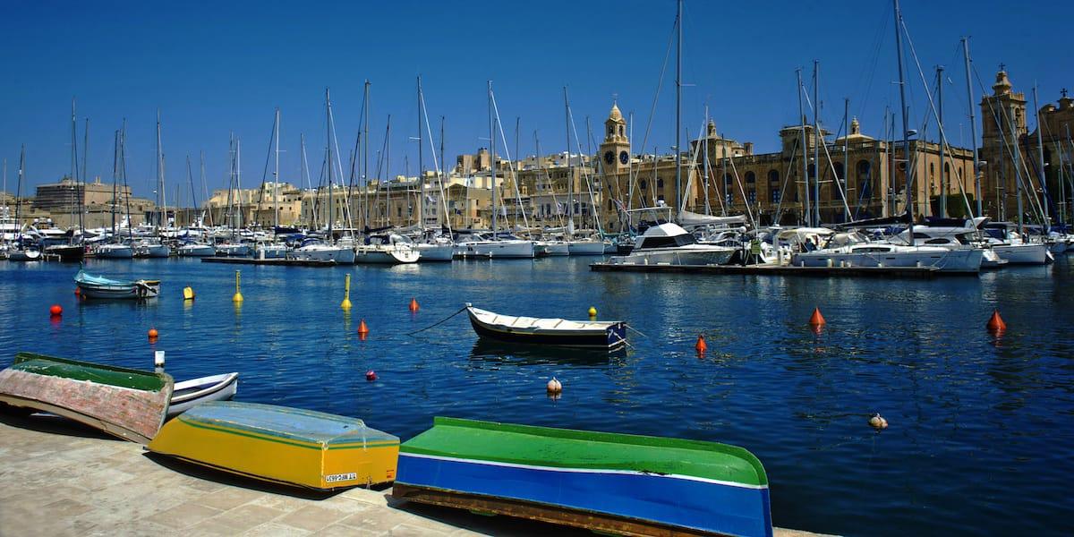 Valleta, Malta