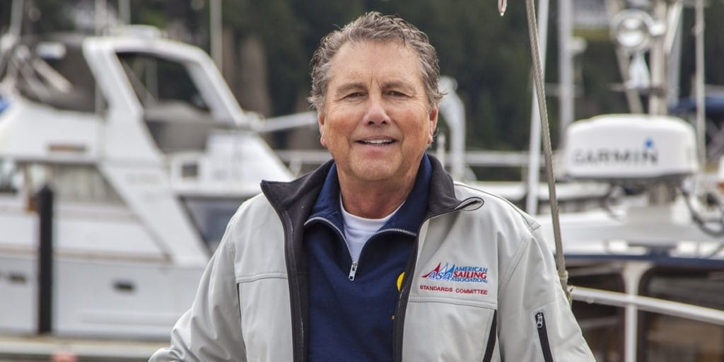 Mike Rice - ASA Certified Sailing Instructor