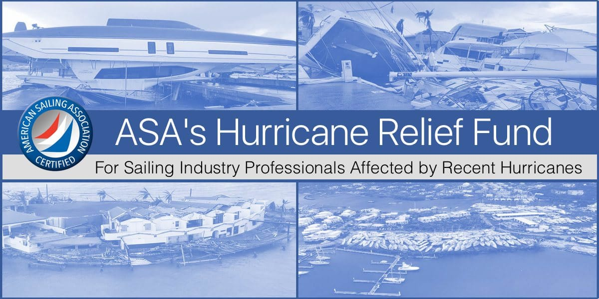 ASA's Hurricane Relief Fund