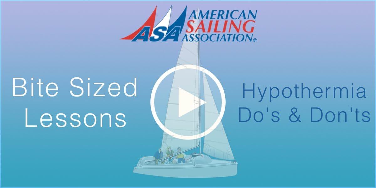 Hypothermia Do's & Don'ts - ASA Bite Sized Lesson Video