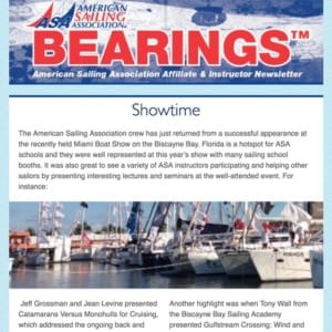 Bearings July 2017