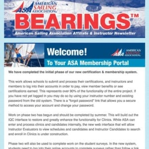 Bearings May 2017