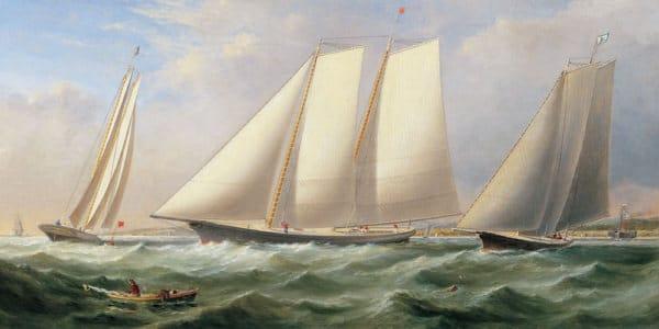 The Yacht America