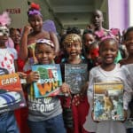 Hands Across The Sea Delivers 107,194 Books to Schools in the Caribbean!