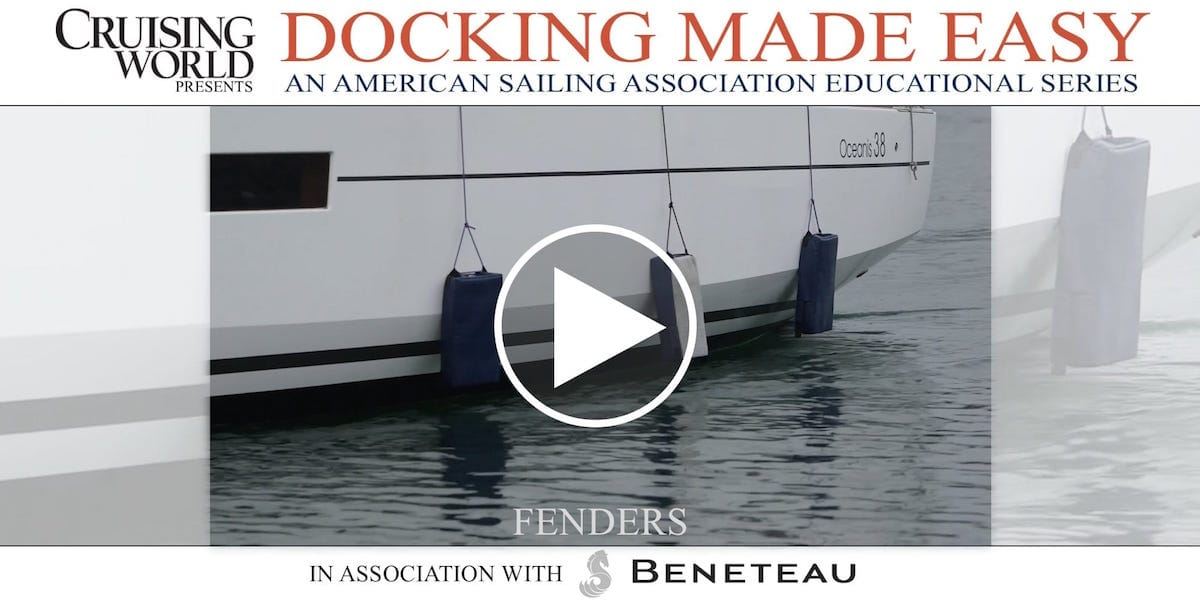Docking Made Easy Video - Fenders