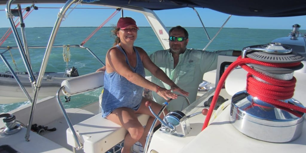 Florida Keys Catamaran Sailing