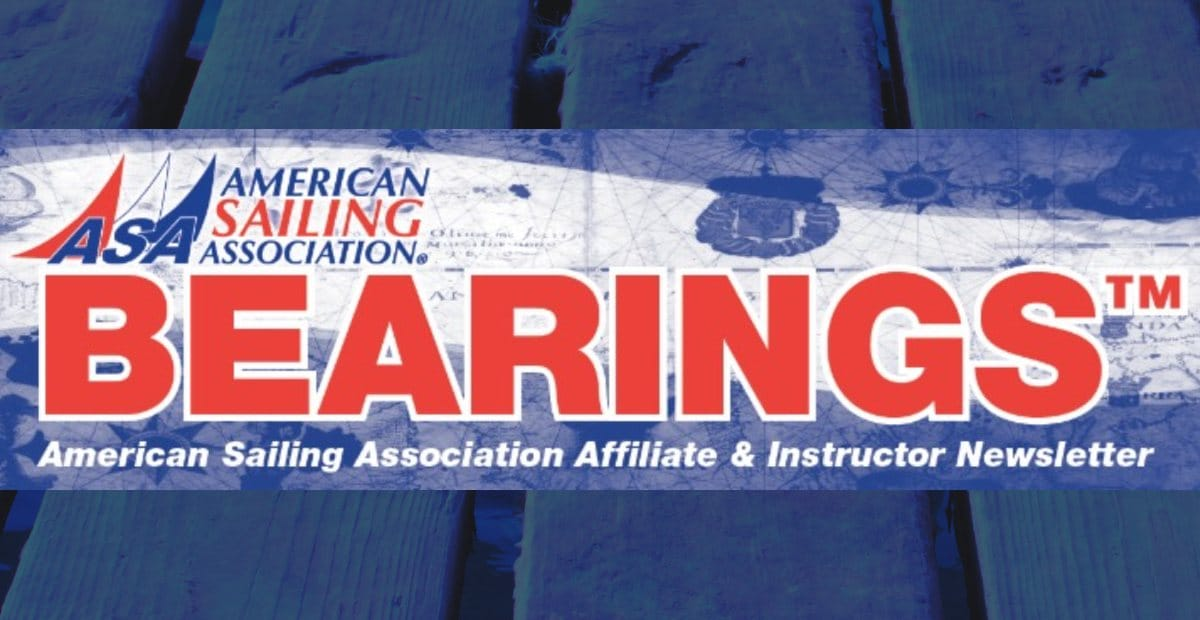 Bearings – ASA Affiliate & Instructor Newsletter
