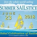 Summer Sailstice – Let's All Go Sailing Together on June 23rd.