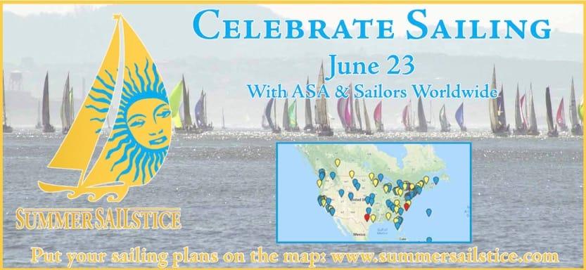 Summer Sailstice