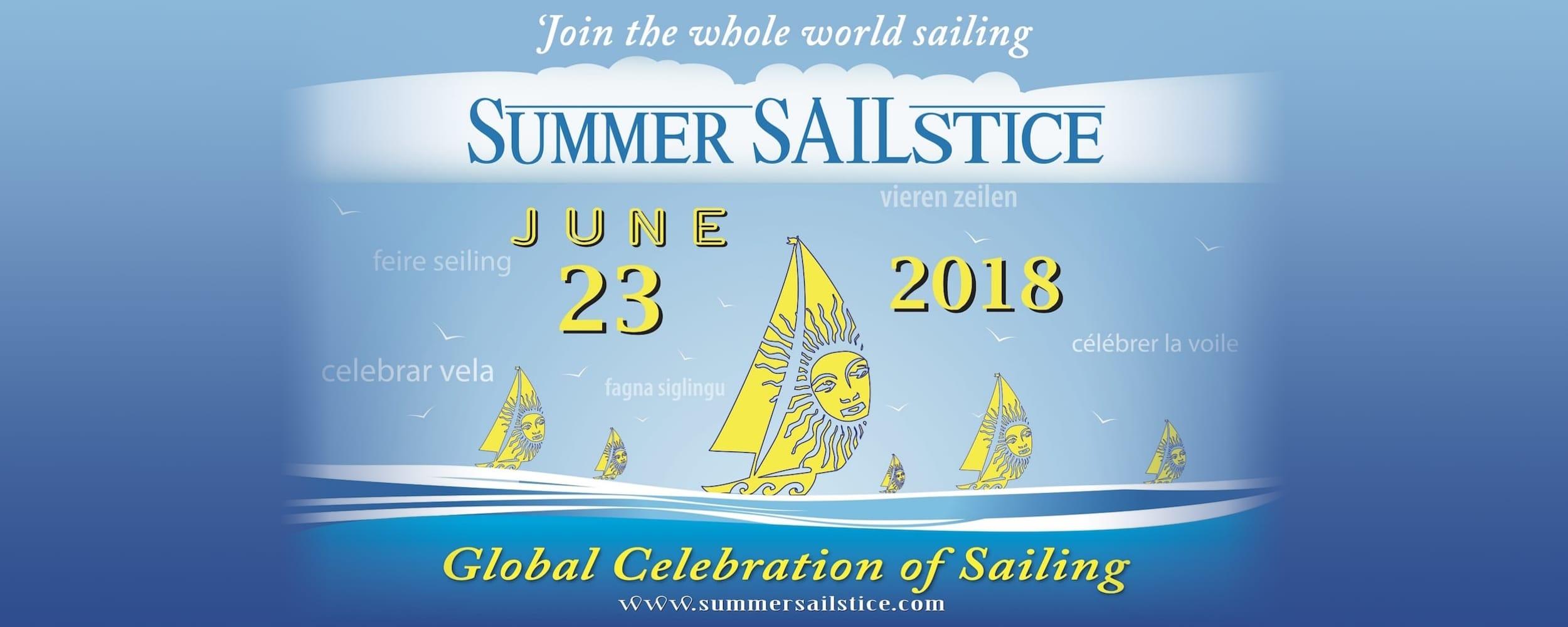 Summer Sailstice 2018