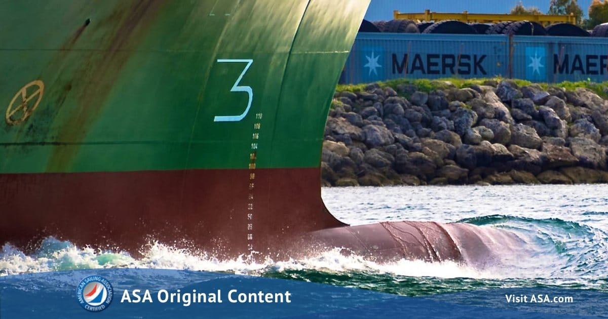 Deciphering Merchant Ship Hull Markings - A Quick Guide