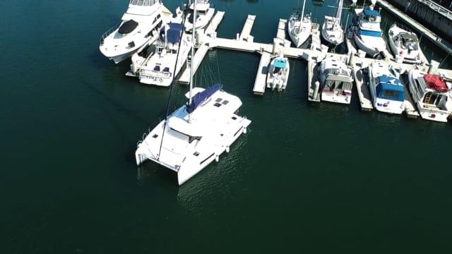 Docking Made Easy - Cruising Catamarans Preview