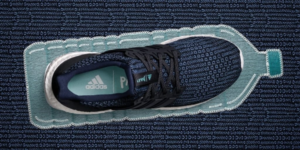 Adidas Terrex Climacool Boat Parley Shoes