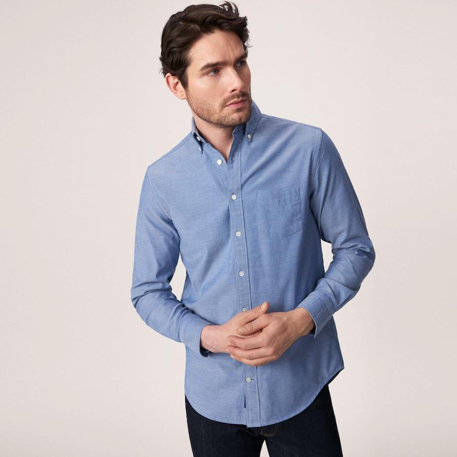 Gant Tech Prep Oxford Shirt // Beacons Project