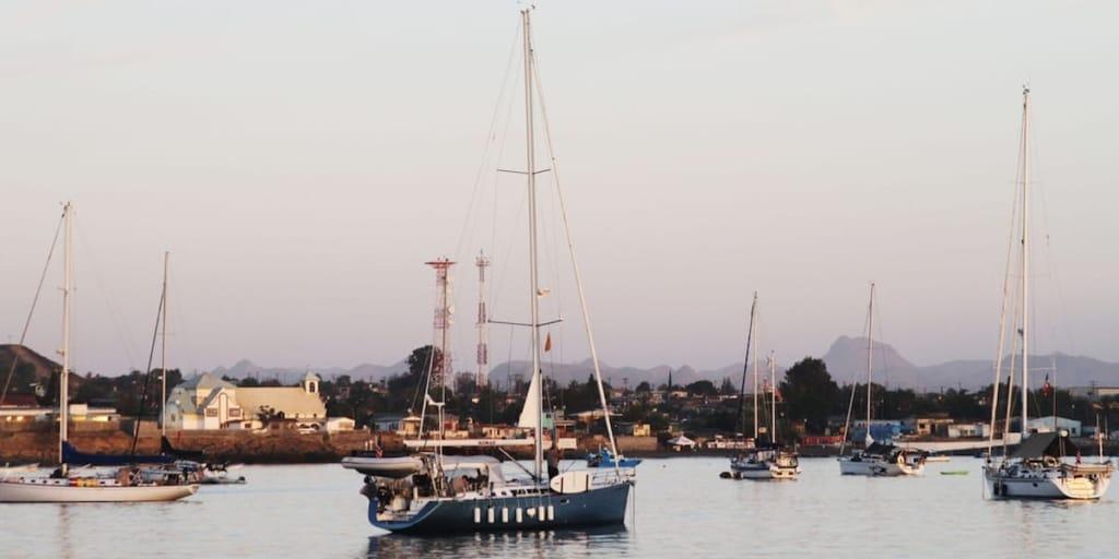Sailing Rally