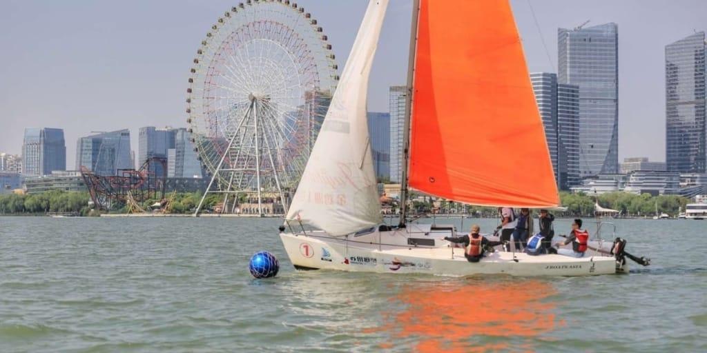 BaQi Sailing Club, China - ASA Certified Sailing School
