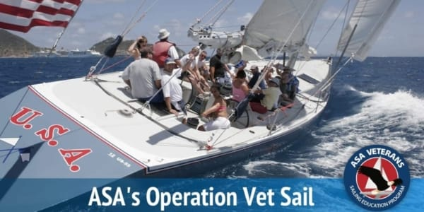 ASA Veterans Sailing Education Program