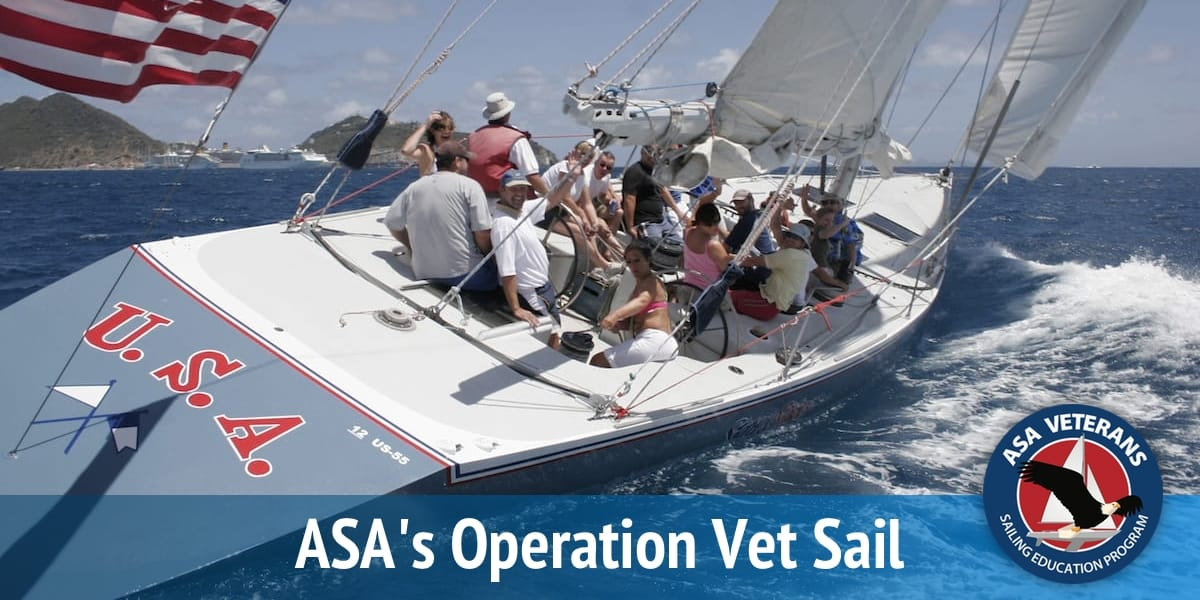 ASA's Veteran Sailing Education Program