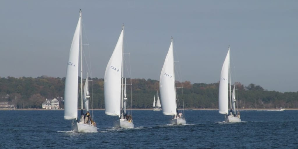 Navy Patuxent Sailing Club, MD - ASA Certified Sailing School
