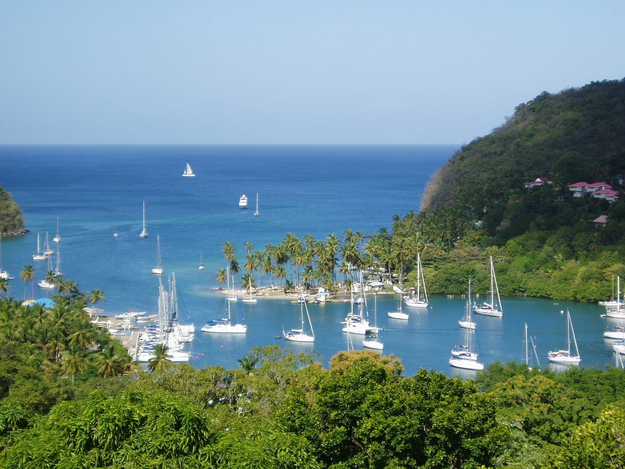 7 Exotic Locations To Learn To Sail