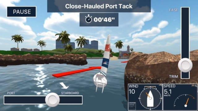ASA's Sailing Challenge - Harbor Tour