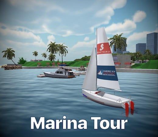 Sailing Challenge - Marina Tour