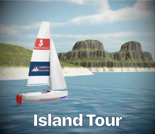 Sailing Challenge - Island Tour