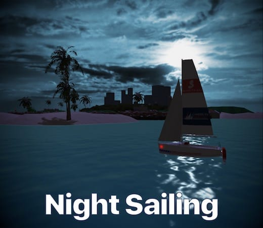 Sailing Challenge - Night Sailing