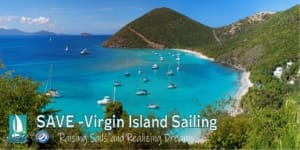 SAVE - Virgin Islands Sailing, VI ~ ASA Certified Sailing School