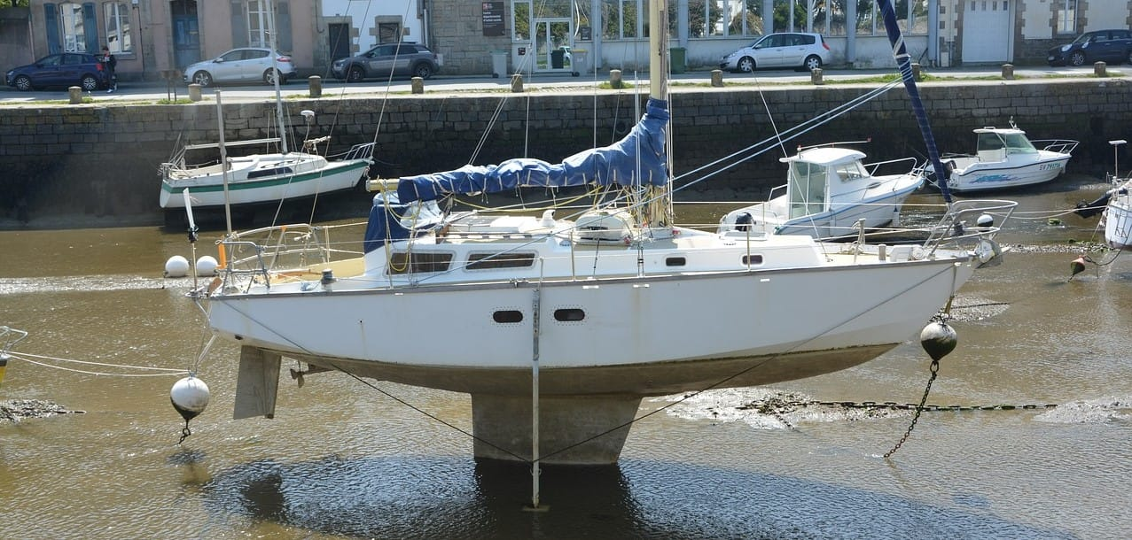 Parts of The Whole: Understanding Sailboats and Sailing – The Keel
