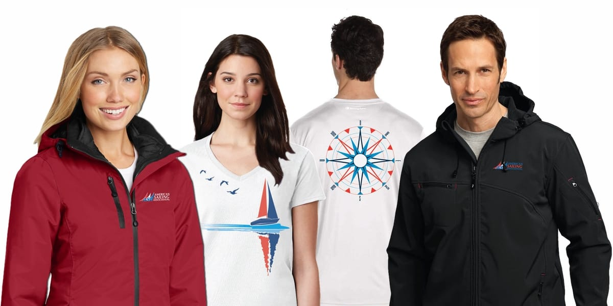Holiday Gift Guide For Sailors - Apparel